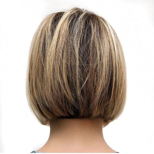 56-straight-bob-cut Latest Bob Haircut Ideas for 2019