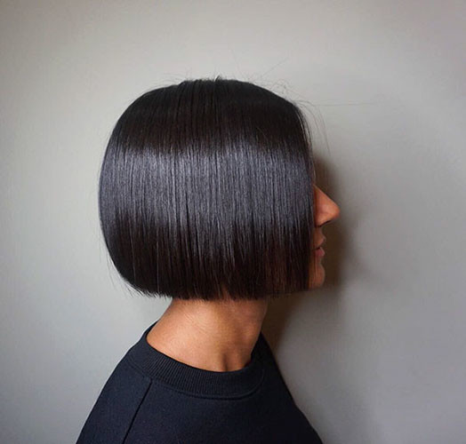 71-blunt-bob Latest Bob Haircut Ideas for 2019