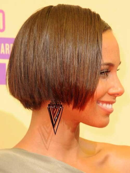 Alicia-Keys-short-hair Celebrity Women with Short Hair