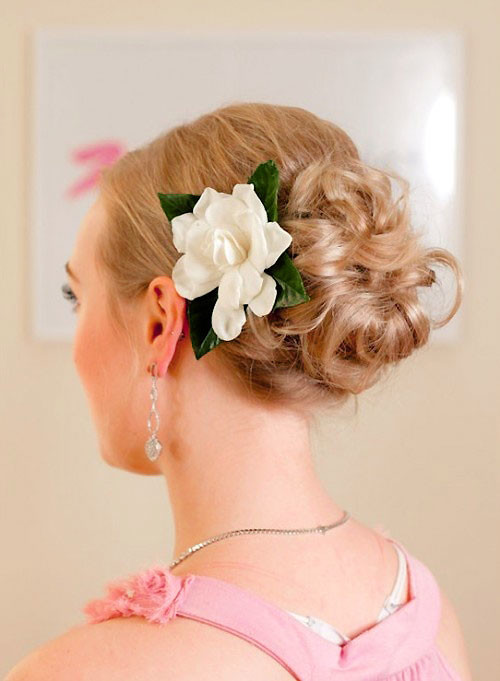 Beautiful-wedding-hairstyles-for-short-hair Short Wedding Hair Ideas