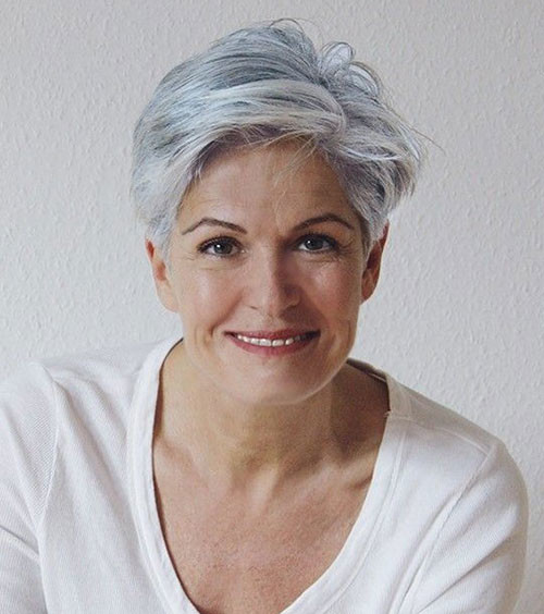 Best-Short-Haircut-for-Women-Over-50 Best Short Haircuts for Women Over 50