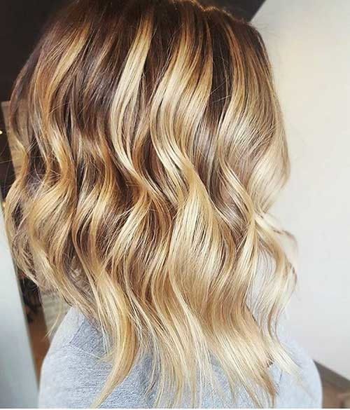 Bob-and-Thin-Ends Most Magnetizing Hairstyles for Curly and Wavy Hair