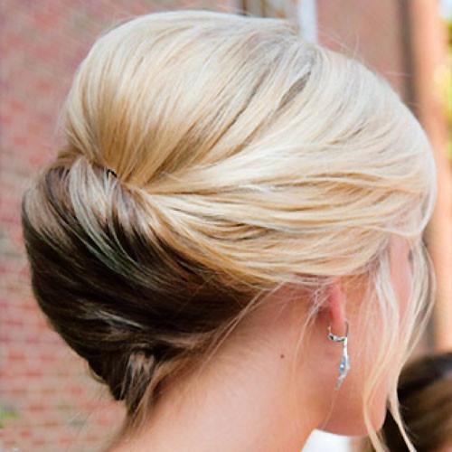 Bridal-hairstyles-updos-2019 Short Wedding Hair Ideas