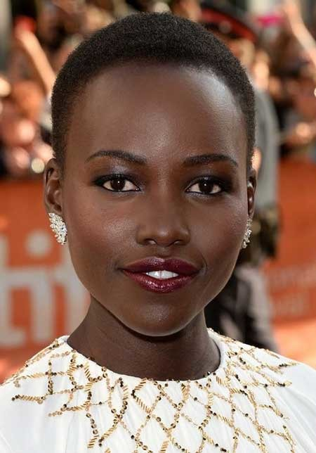 Cool-and-Awesome-Nicely-trimmed-Short-Hair The best short haircuts for black women