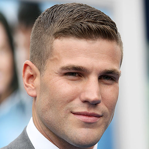 Crew-Cut Men's Hair Trends That Aren't The Fade