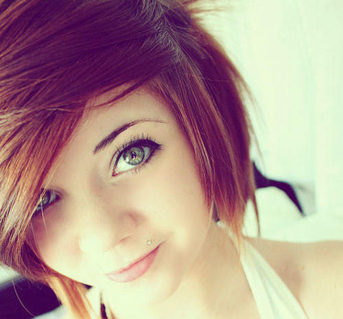 Cute-short-hairstyles-for-girls Short and Cute Hairstyles for Women