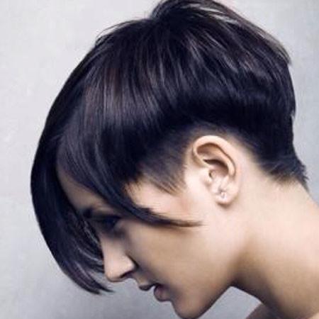 Edgy-Short-Hair Trendy Haircuts for Short Hair