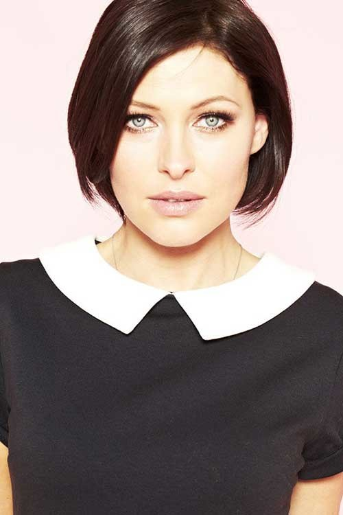 Emma-Willis Short Haircut Pics for Straight Hair