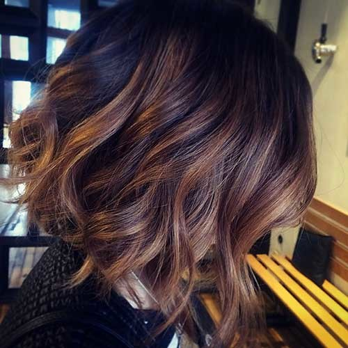 Good-Short-Curly-Hair Trending Style for Summer: Curly and Wavy Hairstyles