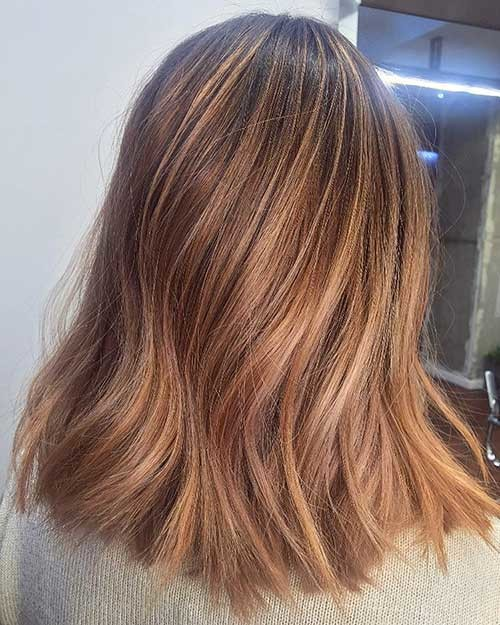 Gorgeous-Hair-Color Cool Short Hairstyles You Can Rock This Summer