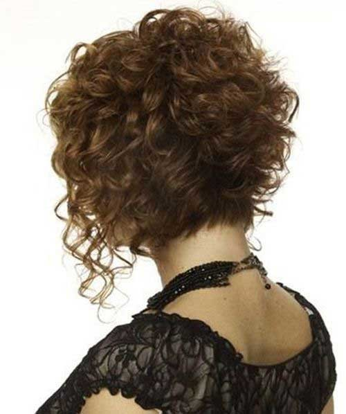 Latest-Curly-Short-Hairstyles-12 Latest Curly Short Hairstyles 2019