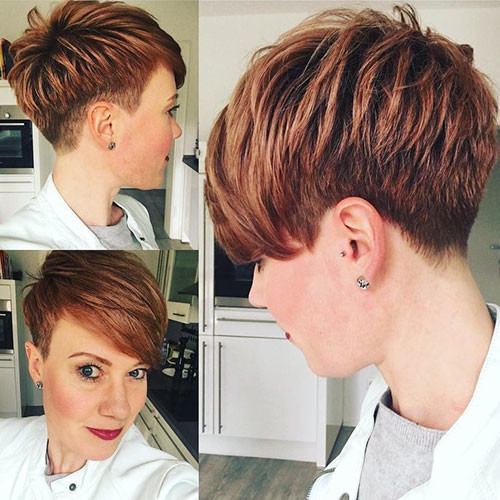 Layered-Pixie-Cut-5 Best Short Layered Pixie Cut Ideas 2019
