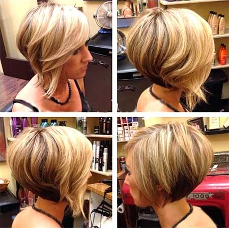 Layered-and-Wavy-Bouncy-Bob-Hairstyle-for-Girls Pics of Bob Hairstyles 2019