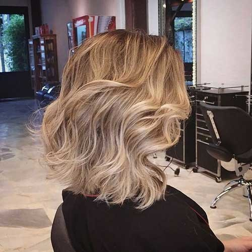 Long-Bob-Hair-Idea Most Magnetizing Hairstyles for Curly and Wavy Hair