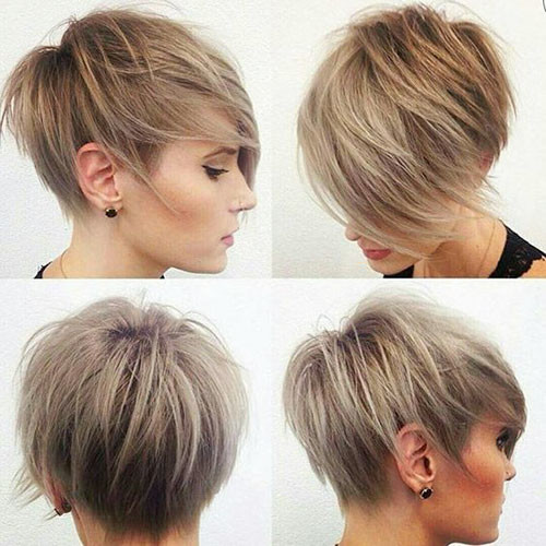 Long-Layered-Pixie-Cut-2 Best Short Layered Pixie Cut Ideas 2019