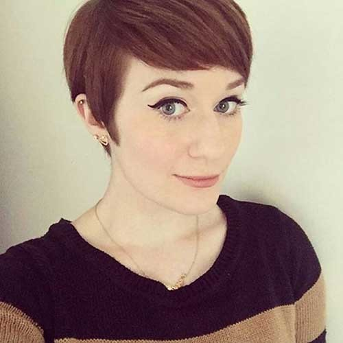 Lovely-Pixie-Cuts Cute Pixie Cuts