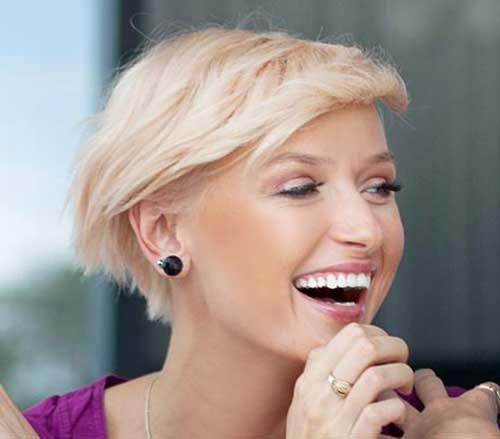 Modern-Bob-Hairstyle-for-Women Short Bob Hairstyles for Women
