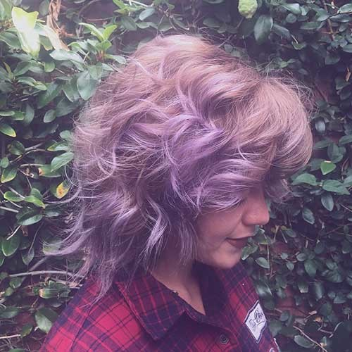 Nice-Opal-Hairstyle Trending Style for Summer: Curly and Wavy Hairstyles