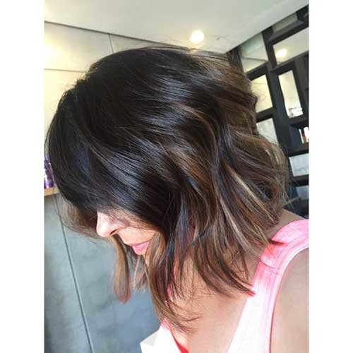 Ombre-Bob Cool Short Hairstyles You Can Rock This Summer