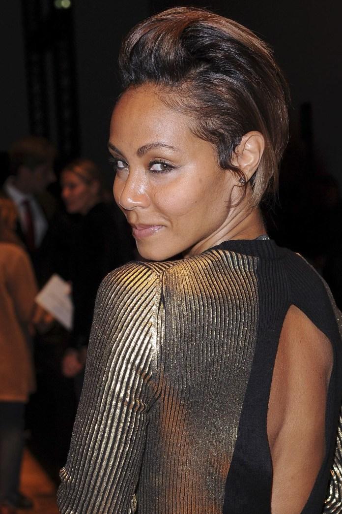 Pinned-Up-Volume Best Short Hairstyles for Black Women