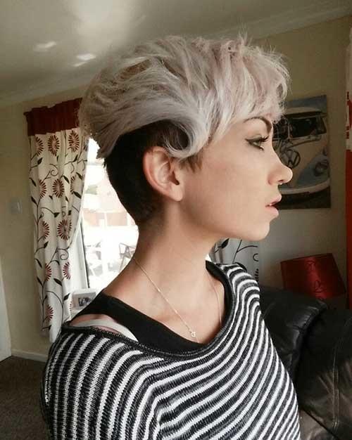 Pixie-Hair-Color Cute Pixie Cuts