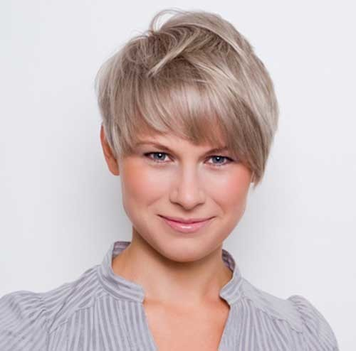 Pixie-Haircut-for-Women-with-Fine-Hair Short Hairstyle Options for Fine Haired Ladies