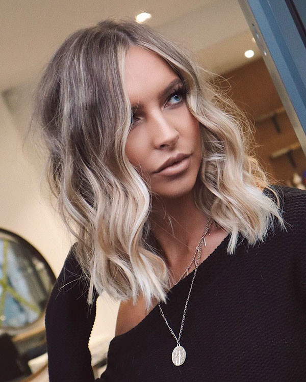 Sexy-Hair-1 New Short Wavy Hair Ideas in 2019