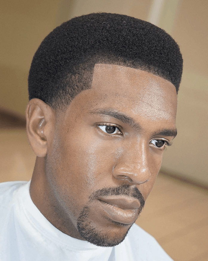 Short-Afro Must-Try Hairstyles For Black Men