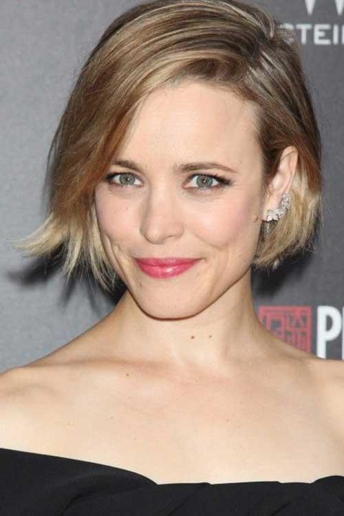 Short-Blonde-Bob-Hairstyle-for-Women Short Bob Hairstyles for Women