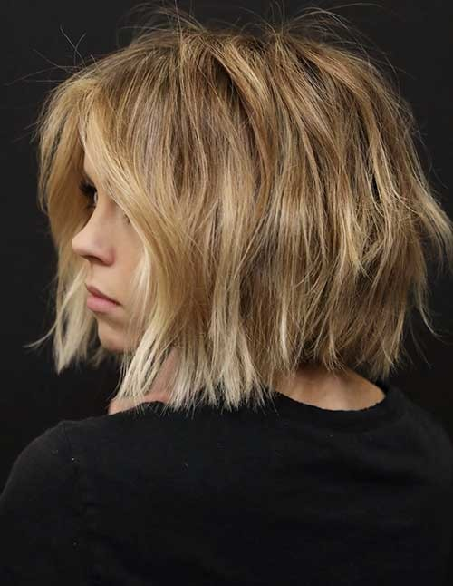 Short-Haircuts-2019 Best Hairstyle Ideas for Short Hair