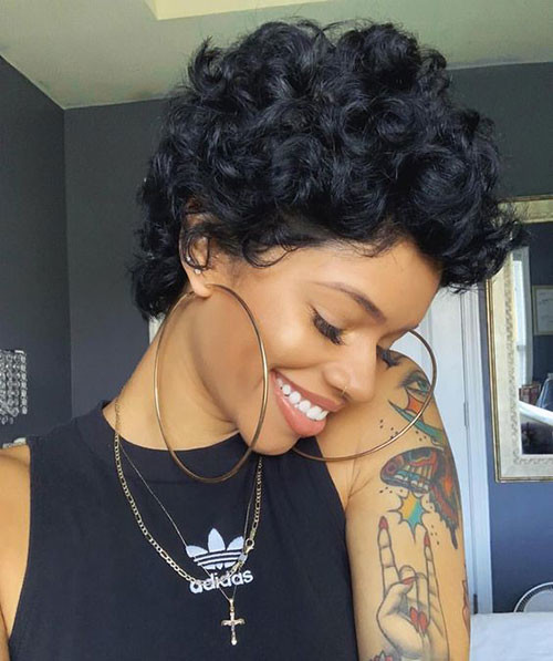 Short-Hairstyle-for-Black-Women In Style Short Haircuts for Black Women