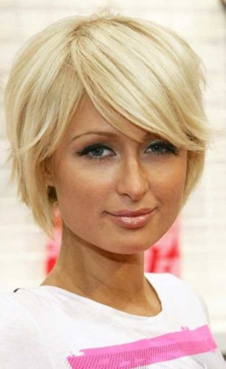 Short-Platinum-Filled-Bob Short blonde hairstyles