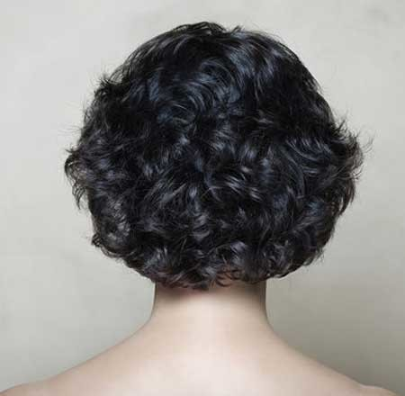 Short-Trendy-Curly-Haircuts-6 Short Trendy Curly Haircuts