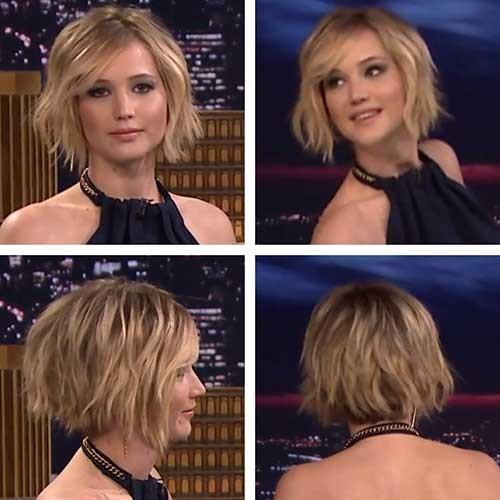 Short-Wavy-Bob-Hairstyle-1 Short Bob Hairstyles for Women