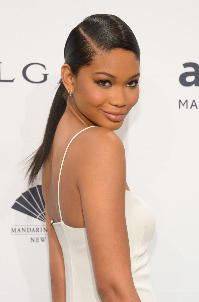 Sleek-Ponytail Easy Natural Hairstyles for Black Women