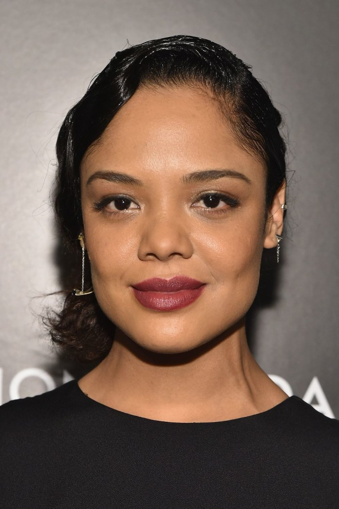 Slicked-Down-Waves Best Short Hairstyles for Black Women