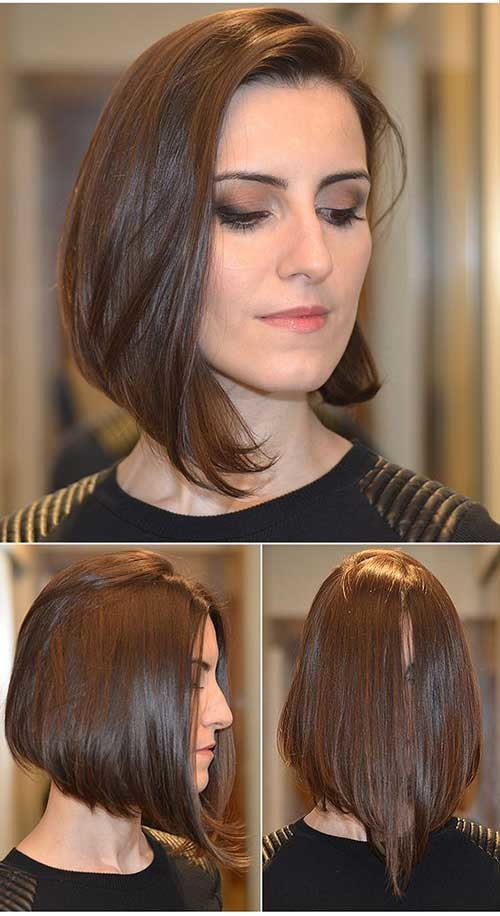 Straight-Fine-Hair Short Hairstyle Options for Fine Haired Ladies