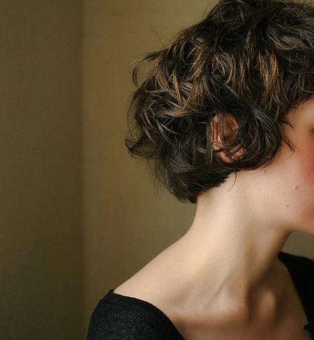 The-Fantastic-Curly-Bob-Cut Cuts for Short Curly Hair