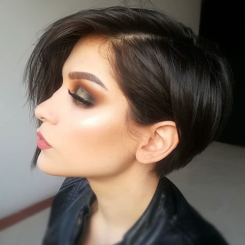 long-layered-pixie-cut-1 Best Short Layered Pixie Cut Ideas 2019