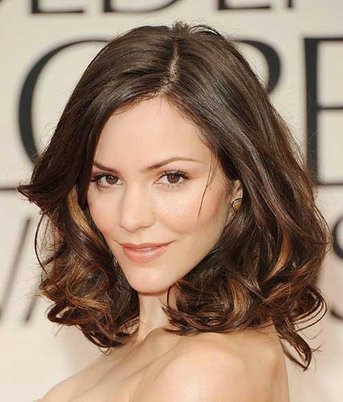 10.Hairstyle-for-Short-Medium-Hair Best Hairstyles for Short Medium Hair