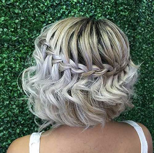 12.Cute-And-Easy-Short-Hair Cute And Easy Hairstyles For Short Hair