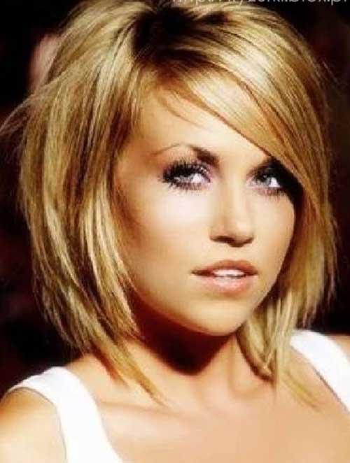 13.Hairstyle-for-Short-Medium-Hair Best Hairstyles for Short Medium Hair