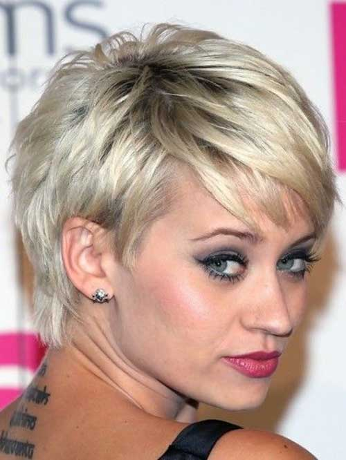 13.Short-Hair-For-Women-Over-40 Short Hair Cuts For Women Over 40