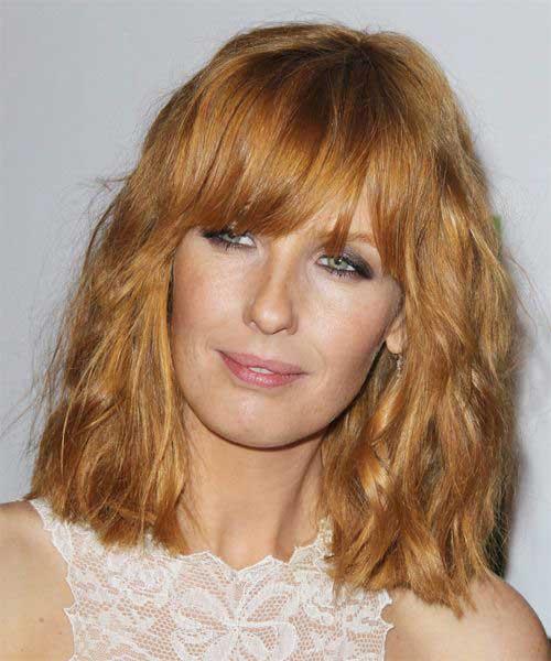 15.Hairstyle-for-Short-Medium-Hair Best Hairstyles for Short Medium Hair