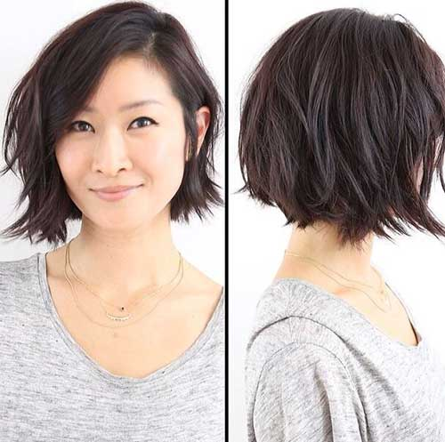 23.Cute-And-Easy-Short-Hair Cute And Easy Hairstyles For Short Hair
