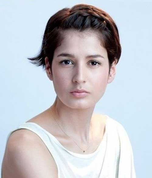 6.Cute-And-Easy-Short-Hair Cute And Easy Hairstyles For Short Hair