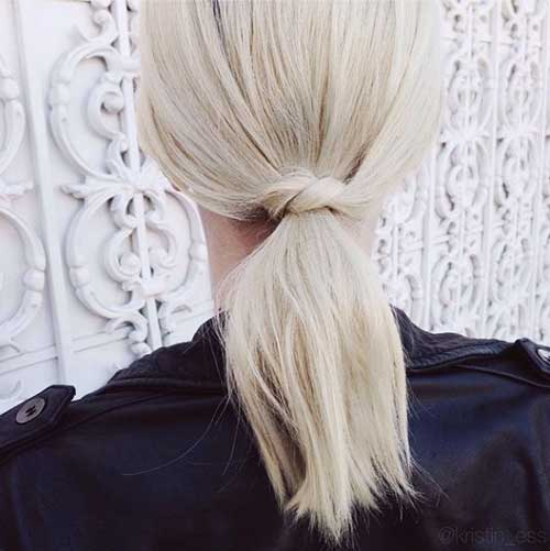 8.Cute-And-Easy-Short-Hair Cute And Easy Hairstyles For Short Hair