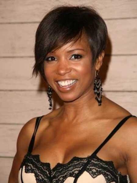 Beautiful-Short-Haircuts-for-Black-Women-9 Beautiful Short Haircuts for Black Women