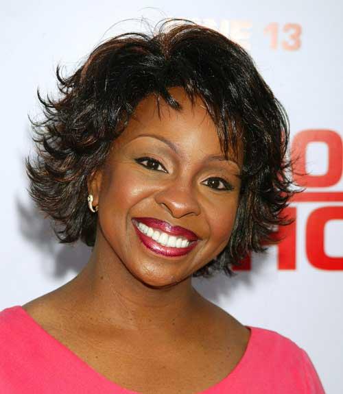 Black-Women-with-Short-Hairstyles-1 Black Women with Short Hairstyles