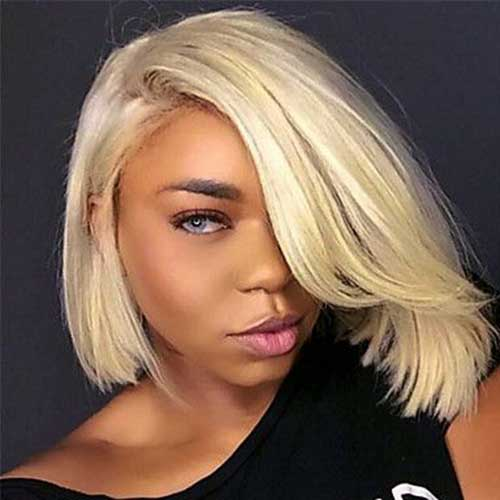 Blonde-Bob Latest Short Haircuts for Women - Short Hairstyle